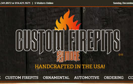 Custom Firepits & More